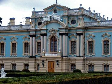 Кабмин перераспределил 200 млн грн на реставрацию Мариинского дворца