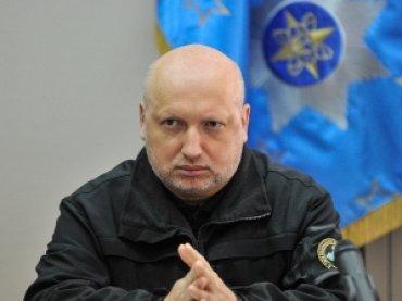 Украина нуждается в новых разработках противовоздушной обороны – Турчинов