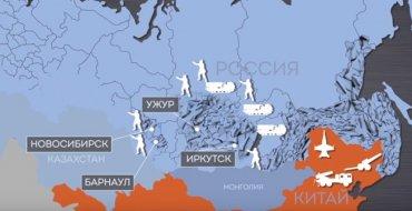 Военное вторжение Китая в Россию: как это будет