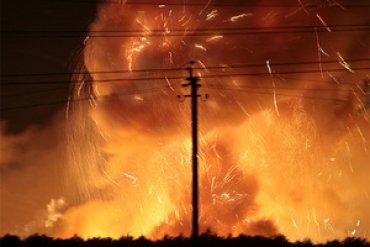 В Калиновке взорвалось больше боеприпасов, чем за три года войны на Донбассе