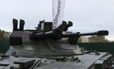 Укроборонпром впервые показал новую боевую машину Страж