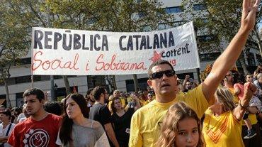 Каталония и Украина. Необходимо осудить сепаратизм в Испании