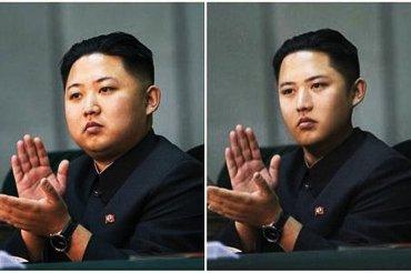 Ким Чен Ын сильно похудел