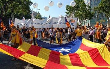 В Еврокомиссии назвали референдум в Каталонии незаконным