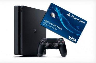 Sony готовит банковскую карту PlayStation