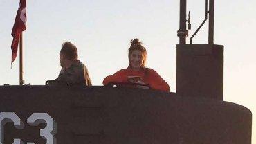На жестком диске капитана «Наутилуса» найдено видео с обезглавленной женщиной