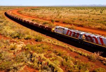 В Австралии тестируют первый «поезд-беспилотник»