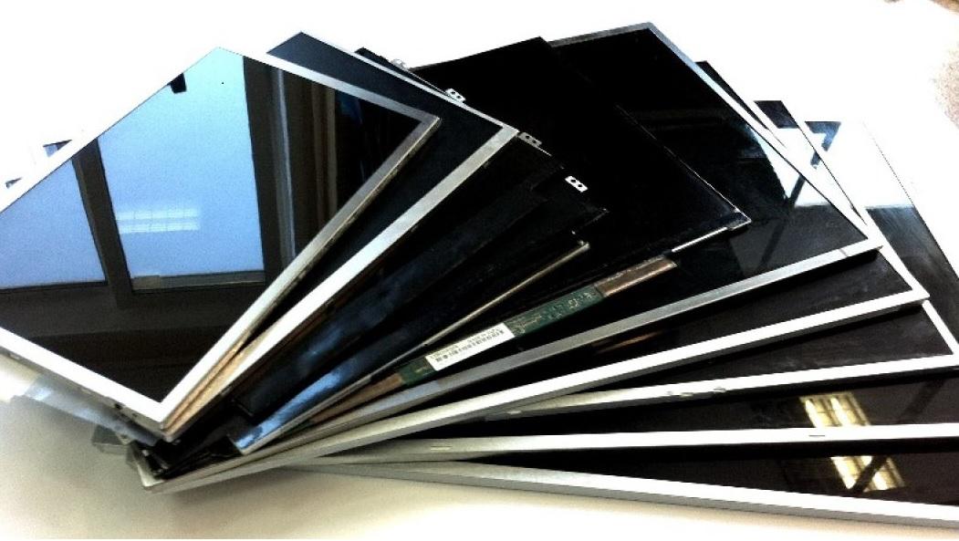 Большой выбор комплектующих для ноутбуков