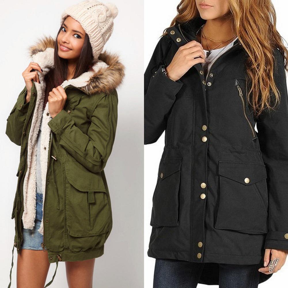 Где купить женские зимние куртки и пуховики?