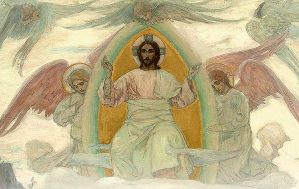 Картины на религиозную тематику