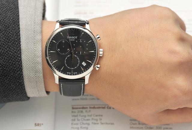Часы Тиссот — подчини себе время
