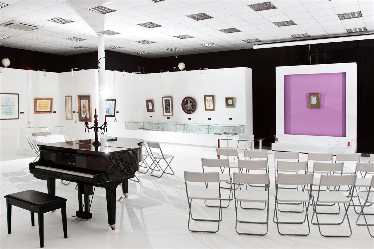 Где арендовать помещение для выставки?