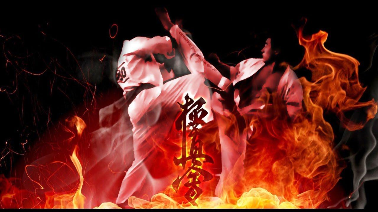 Кому пойдут занятия киокушинкай?