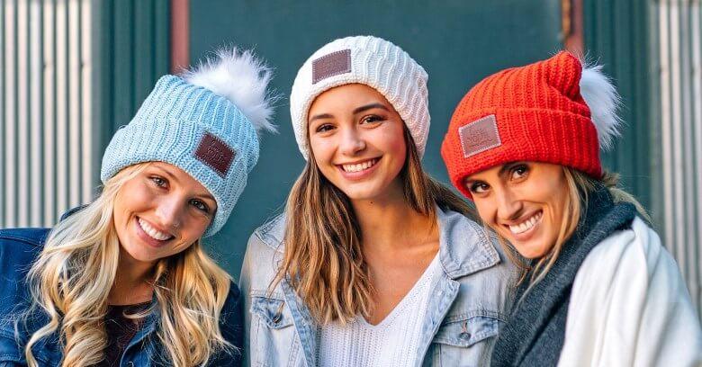Тренд зимнего сезона 2018: шапки
