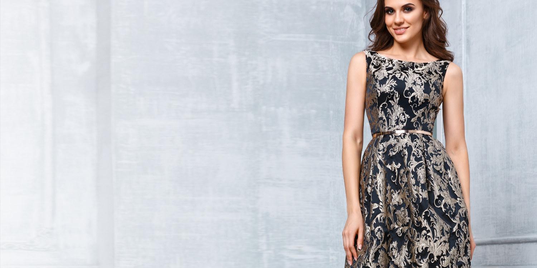 Коктейльные платья – большой выбор, оптовые цены