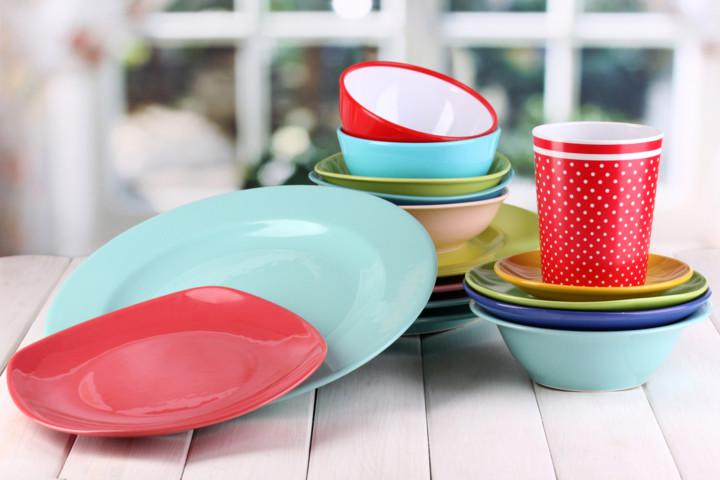 Стильная посуда для дома