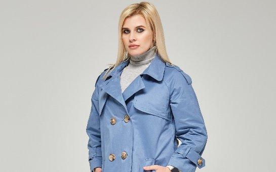 Модные женские плащи по доступным ценам