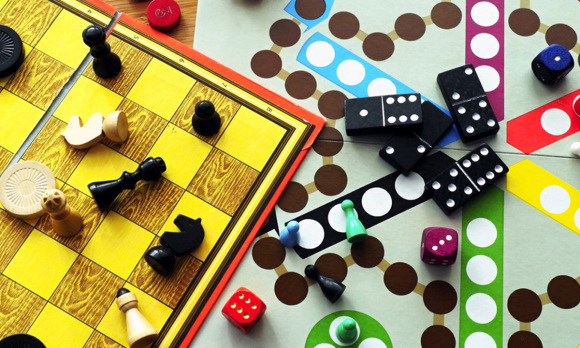 Лучшие настольные игры для ваших детей