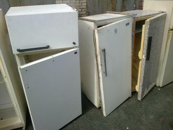 Скупка старых холодильников в Одессе