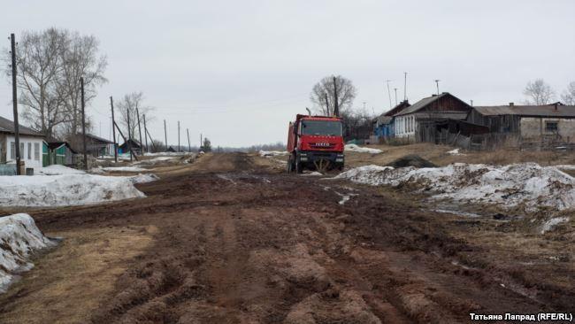 Как живет деревня, где все проголосовали за Путина