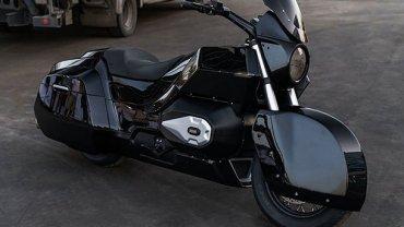 Для «Кортежа» Путина разработали «очень красивый» мотоцикл