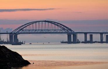 Украина подала в суд на Крымский мост