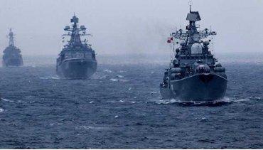 В Азовском море началось российское вторжение