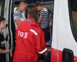 Массовое отравление в школе Николаева – 36 детей госпитализированы