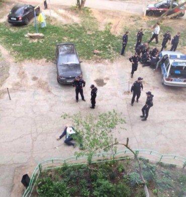 В России полицейский застрелил вора, укравшего велосипед