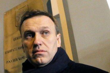 Навальный получил 30 суток ареста за акцию против Путина