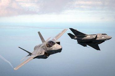 Новый американский истребитель быстрый и невидимый