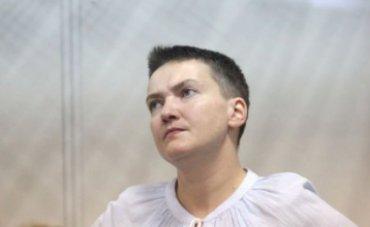Савченко оставили в СИЗО