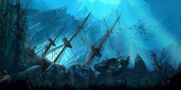 На Бермудах нашли 400-летний пиратский корабль