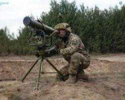 В Украине создают противотанковый ракетный комплекс III поколения
