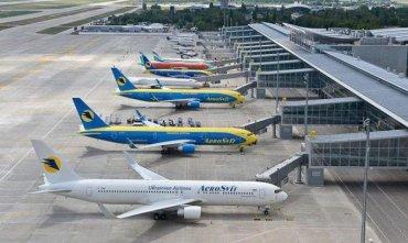 Три самолета с болельщиками «Ливерпуля» физически не может принять аэропорт «Борисполь»