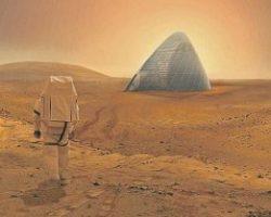 Людям на Марсе придется стать мутантами