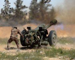 Украинская армия «ювелирно» уничтожила гаубицы в жилом районе Горловки