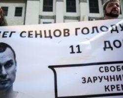 Европейская киноакадемия призвала освободить Сенцова