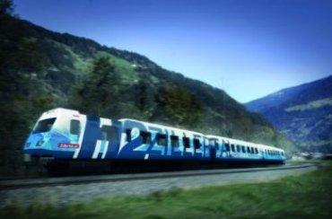 В австрийском курортном регионе Тироль пассажиров будут возить на водородных поездах