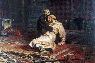 В Третьяковской галерее вандал повредил картину Репина