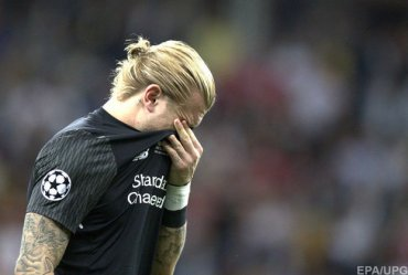 Вратарь Ливерпуля извинился перед командой