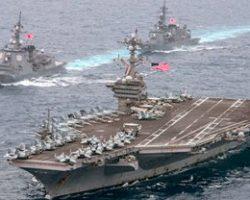 Китай заявил о вторжении армии США