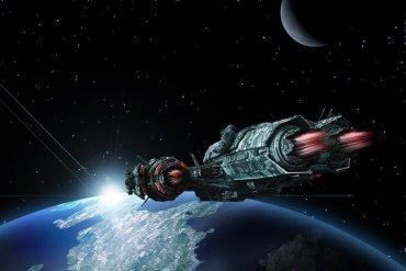 Пентагон представил таинственный доклад о космических кораблях, летящих быстрее света