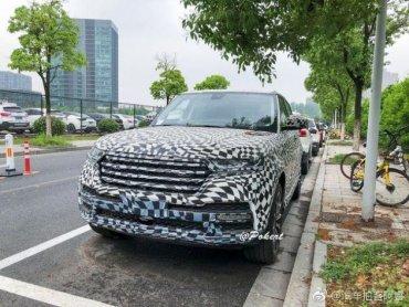 Китайцы собрали «Range Rover для бедных»