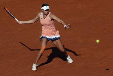 На «Ролан Гаррос» украинка победила чемпионку турнира