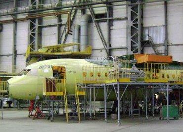 «Антонов» заказал авиационного оборудования на 69 миллионов на заводах из России и Казахстана