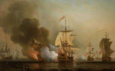 В Карибском море обнаружили затонувший корабль с сокровищами