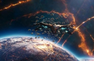 Огромная инопланетная армия приближается к Земле