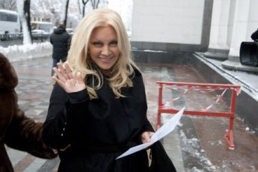 Таисия Повалий вернулась в Киев