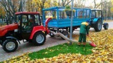Фискалы расследуют распил половины денег по закупке уборочной техники в Чернигове через окружение мэра